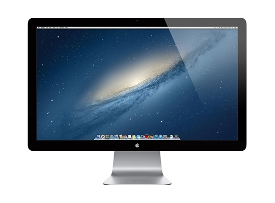 Apple Thunderbolt Display 27 inch rental