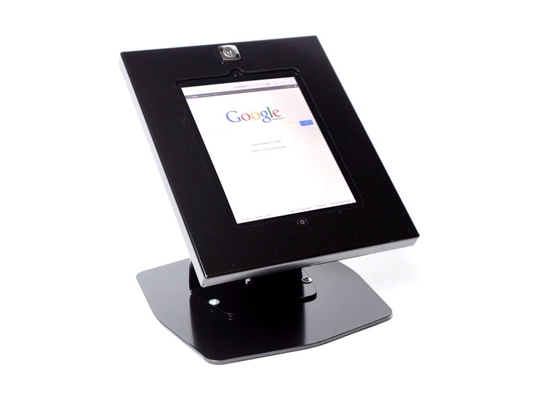 iPad Table Stand Black rental